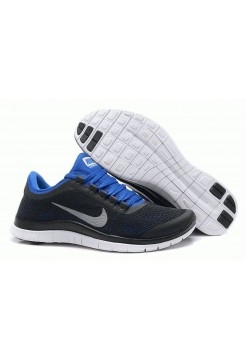 Кроссовки Nike Free 3.0 V5 Black Royal Blue