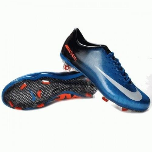 Nike Mercurial Vapor 9 FG White/Blue
