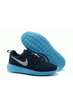 Кроссовки Nike Roshe Run II All Blue (OVЕ-621)
