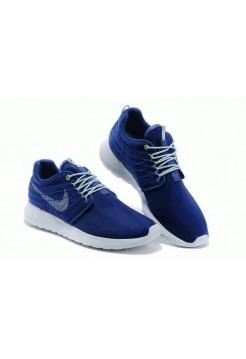 Кроссовки Nike Roshe Run II Blue Knit (О155)