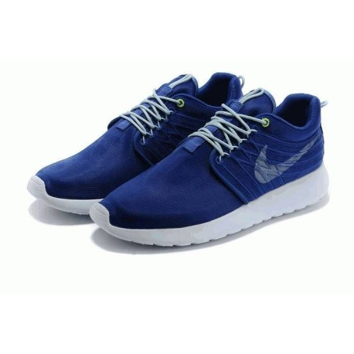 Кроссовки Nike Roshe Run II Blue Knit (О155)