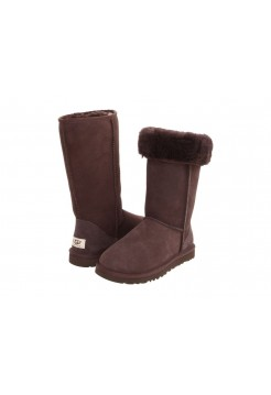 UGG Classic Tall CHOCOLATE (EОSVM624)