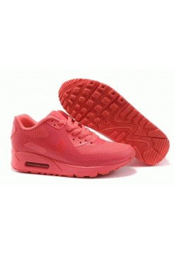 Nike Air Max 90 Hyperfuse Coral Red (О-351)