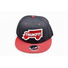 Кепка TrukFit Черный/красный