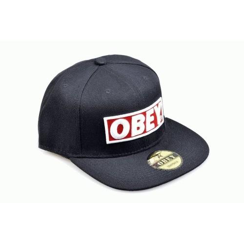 Кепка OBEY Черный
