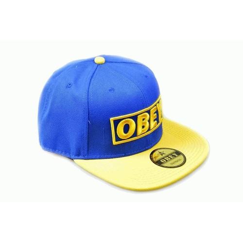 Кепка OBEY Синий