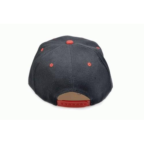 Кепка SWAG Черный/красный