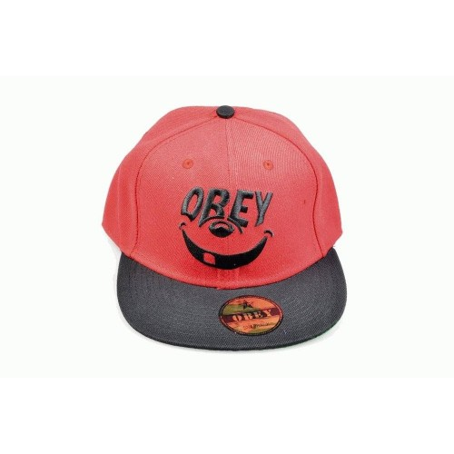 Кепка OBEY Red