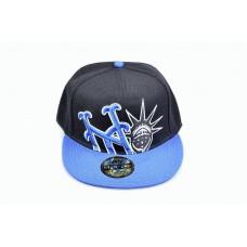 Кепка SWAG NY Черный/Синий