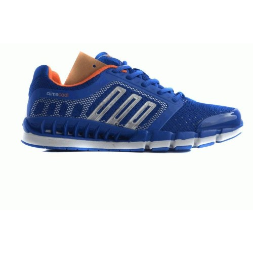 Кроссовки Adidas ClimaCool Синий (К324)