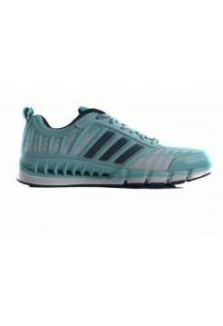 Кроссовки Adidas ClimaCool Синий-серый (К169)