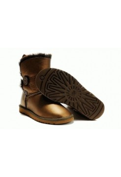 UGG BAILEY BUTTON BRONZE (Н157)
