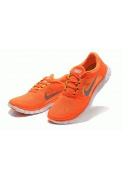 Кроссовки Free Run 5.0 Оранж (К157)