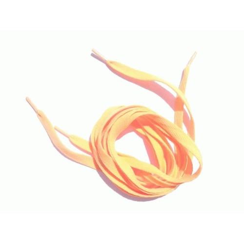 Шнурки Оранжевые