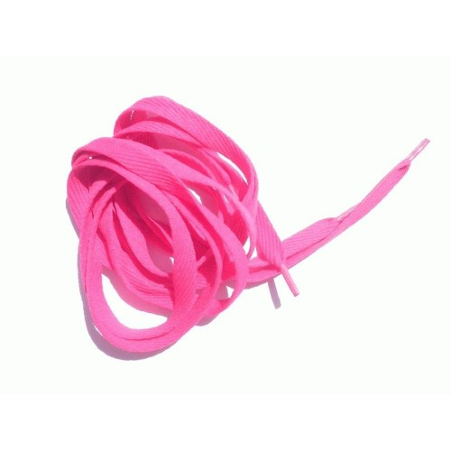 Шнурки Розовые