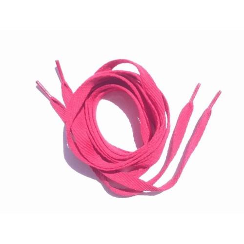 Шнурки Розовый-малиновый