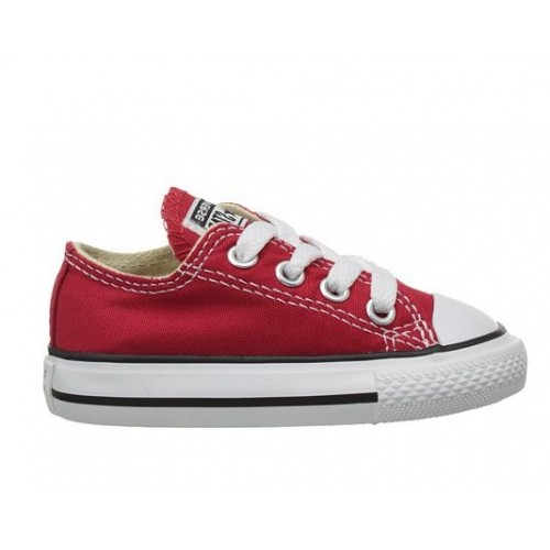 Кеды Converse Chuck Taylor All Stars Kids Low Red (К-215)