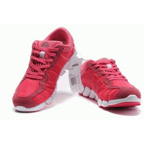 Кроссовки Adidas ClimaCool Красный (О-234)