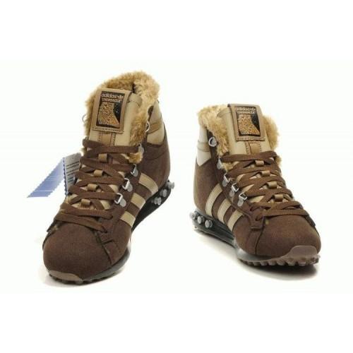 Кроссовки Adidas Jogging Hi S.W. Star Wars Chewbacca (О-151)