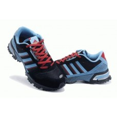 Кроссовки Adidas Marathon Ten Blue/Bl/red