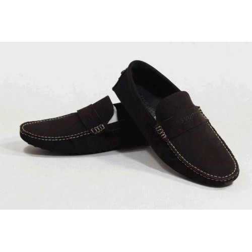 Мокасины Louis Vuitton Leisure Black