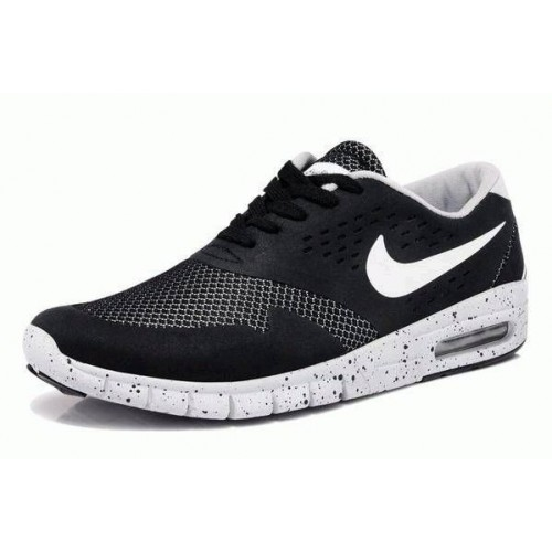 Кроссовки Nike SB Eric Koston 2 Max Black White