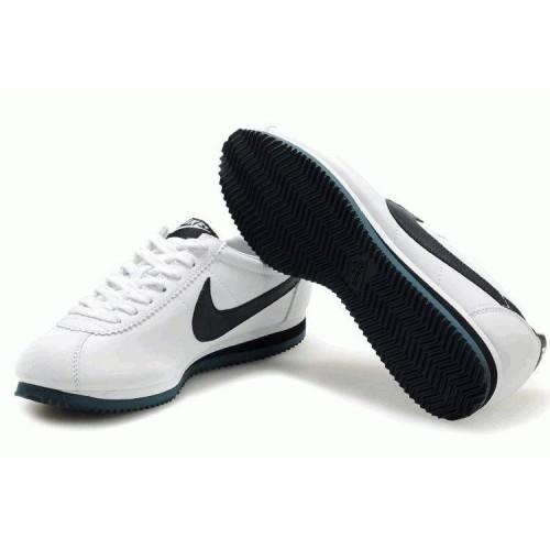 Кроссовки Nike Cortez Белые (О-573)