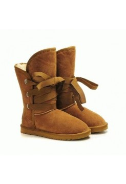 UGG Roxy Short Chestnut