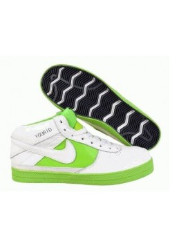 Кроссовки Nike 6.0 Mavrk Mid 2 Green (О-147)
