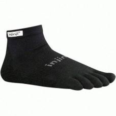 Спортивные носки Injinji Run Lightweight Mini-Crew Xtralife Black