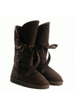 UGG Roxy Tall Chocolate