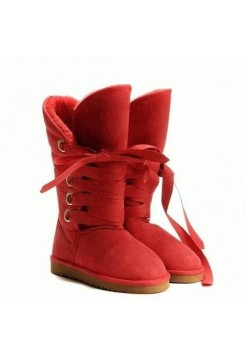 UGG Roxy Tall Red