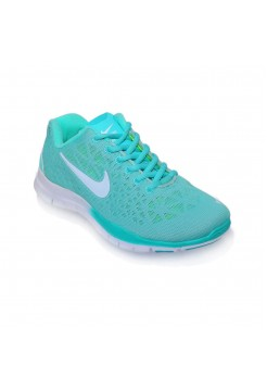 Кроссовки Nike Free Run 5.0 Turquoise Бирюза (М514)
