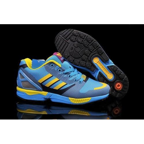 """Кроссовки Adidas Originals ZX 8000 FLUX """"OG AQUA"""" (О862)"""
