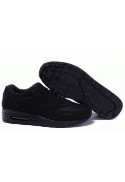 Кроссовки Nike Air Max 87 All Black (OVМ541)