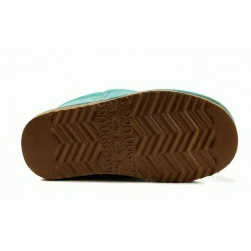UGG BABY CLASSIC SHORT SEA BLUE