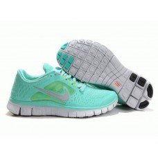 Кроссовки Nike Free Run Plus 3 Sea Blue (ОРVЕА166)