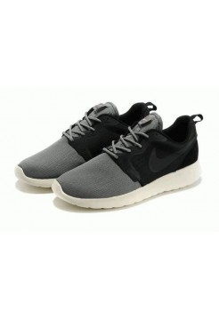 Кроссовки Nike Roshe Run Hyperfuse Grey (Е482)