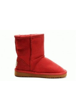 UGG BABY CLASSIC SHORT RED (О563)