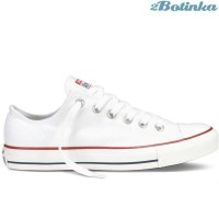 Кеды Converse Chuck Taylor All Stars Low White (HOKMPVЕА171)
