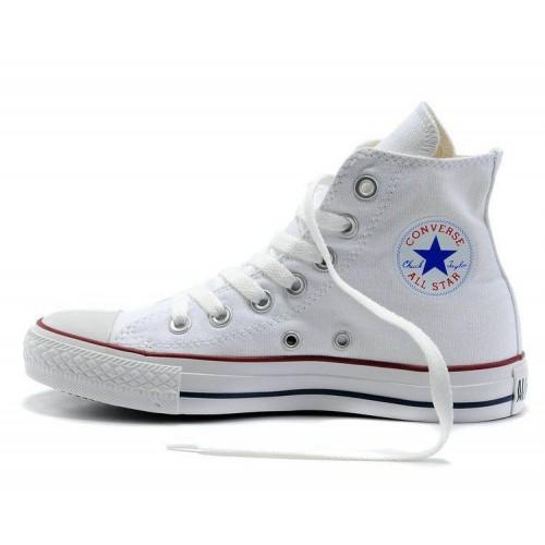 Кеды Converse Chuck Taylor All Stars High White (НOКРМЕFVА012)