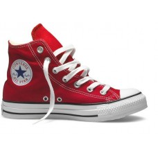Кеды Converse Chuck Taylor All Stars High Red (НМКFVРА314)