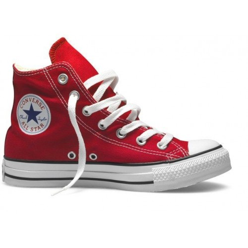 Кеды Converse Chuck Taylor All Stars High Red (НМКFVРА314)