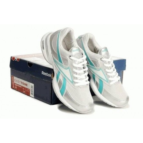 Кроссовки Reebok TraintTone White/Blue 3601
