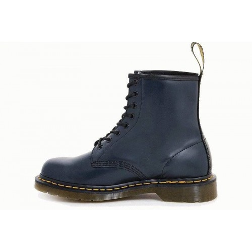 "Ботинки Dr.martens 1460 navy smooth ""vegan"" (О518)"