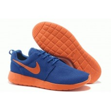 Кроссовки Nike Roshe Run II Blue/Ora (OV-514)
