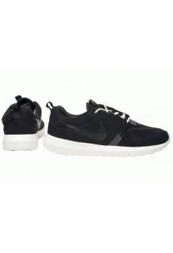 Кроссовки Nike Roshe Run Suede New Black