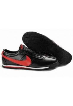 Кроссовки Nike Cortez New Style Черные (О-711)