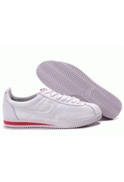 Кроссовки Nike Cortez Nylon Vintage White (О-357)