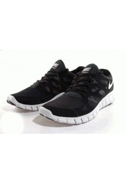 Кроссовки Nike Free Run Bl/White